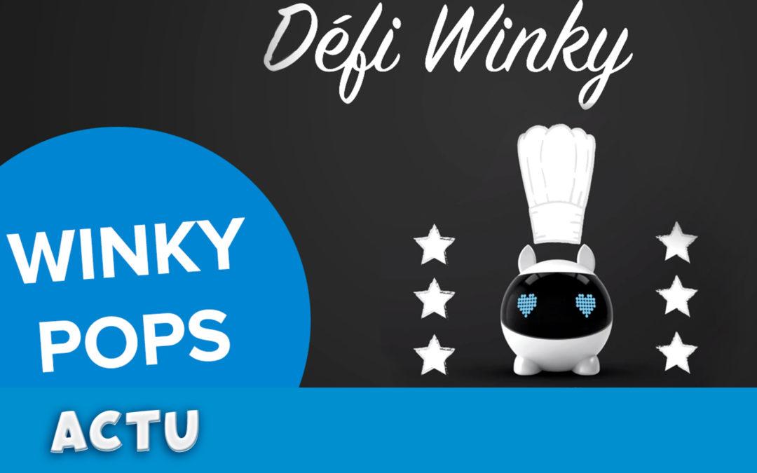 Découvrez la recette des Winky Pops !