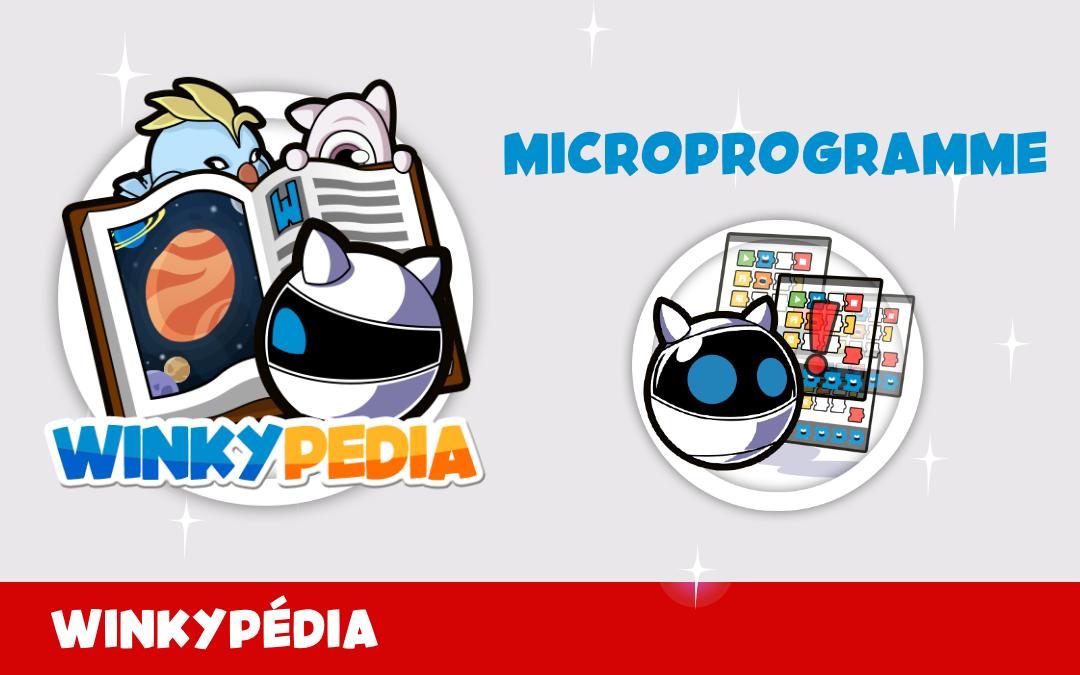🤖 Définition du Winkypedia : microprogramme 📚